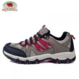 MG CAMEL登山鞋男女夏季透气防滑情况运动鞋