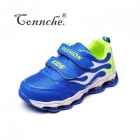 春秋板鞋儿童运动鞋网布男童鞋休闲鞋女童鞋中大童弹簧