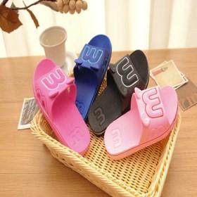 儿童拖鞋女宝宝拖鞋防滑男女家居浴室厚底亲子款拖鞋小