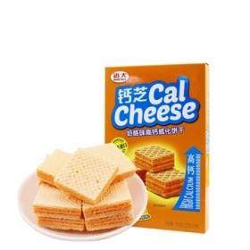 216g钙芝Calcheese奶酪味芝士威化饼