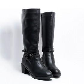 【超值】长靴粗跟女靴 反季节清仓
