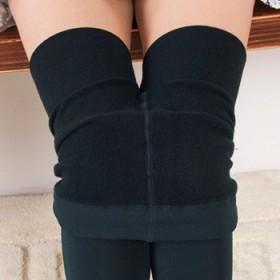 秋冬淘宝爆款拉绒加绒打底裤显瘦修身保暖踩脚连裤袜打