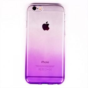 渐变颜色苹果手机系列保护壳tpu全包边防滑摔简约