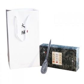 【包邮】 黑茶湖南安化 安化黑茶金花手筑茯茶天尖特