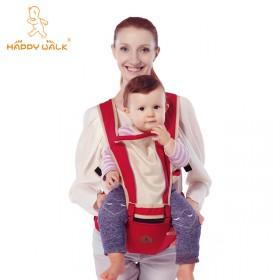 美国happywalk婴儿腰凳背带