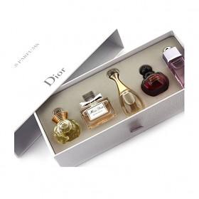 品牌迪奥Dior香水五件套礼盒装