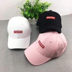 韩版棒球帽女春夏时尚遮阳防晒鸭舌帽潮男女士嘻哈帽