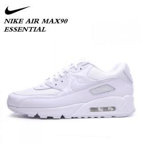 正品nike air max90 时尚情侣跑步鞋