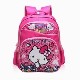 小学生书包男女KT猫幼儿园儿童背包学生3-6年级