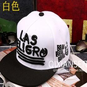帽子男女士韩版嘻哈帽户外遮阳棒球帽街头涂鸦刺绣