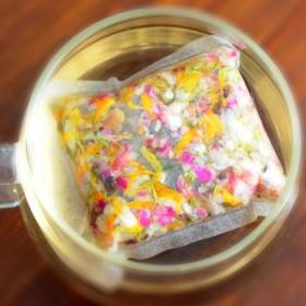 玫瑰养颜组合茶袋泡茶2盒30包