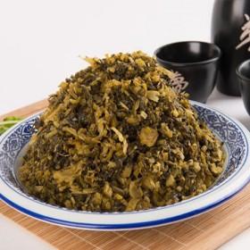 雪菜 咸菜 酸菜4斤装