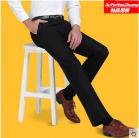 商务男士西服 商务休闲男士必备休闲西裤正装免烫裤