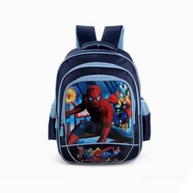 小学生书包卡通幼儿园 蜘蛛侠3-6年级背包