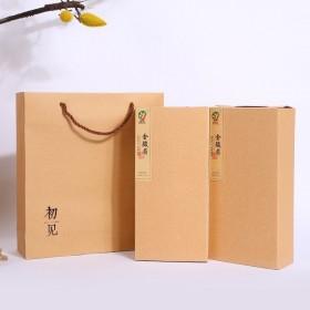 【请拍2件】4盒红茶茶叶(两盒配一个礼袋)