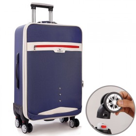 牛津布拉杆箱万向轮男旅行箱包学生密码行李箱皮箱