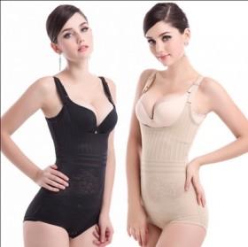 包邮产后瘦身美体三角连体塑身衣女士提臀收胸腹美体