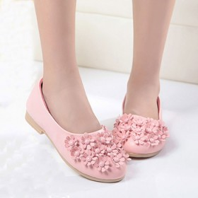 儿童花朵公主鞋宝宝鞋