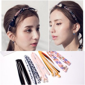 [拍两件]17韩版时尚新款发饰 多款可选 百变搭配