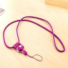 手机挂绳新款苹果挂饰链旋转挂绳胸牌钥匙防丢手机壳挂