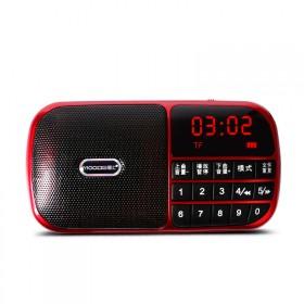 老人收音机M18便携迷你音响老年插卡小音箱