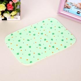 十件装 纯棉新生儿隔尿垫 透气吸收好