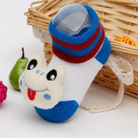 两双装婴儿袜宝宝袜子纯棉新生儿袜子春夏款