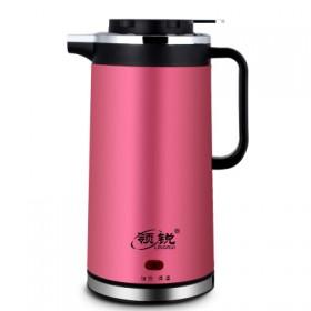 304不锈钢双层保温电热水壶电水壶烧水茶壶开水壶