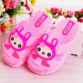 儿童拖鞋夏季卡通宝宝防滑软底洞洞鞋