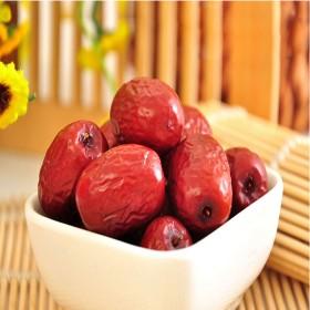 新疆特产红枣和田大枣500g枣子零食干果一等枣包邮