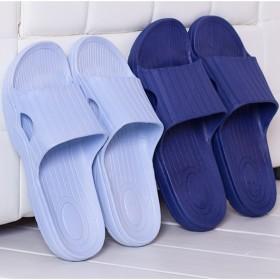 拖鞋男女居家用室内防滑情侣厚底塑料夏天家居