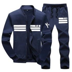 男运动套装春秋季女卫衣休闲跑步青年情侣运动套装