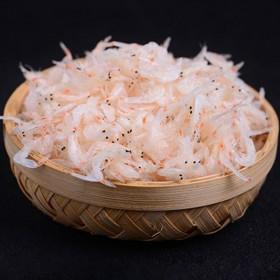 特级淡干无盐虾皮天然野生虾米250g