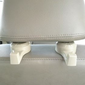 汽车椅背挂钩 隐藏式车用多功能车载座椅背创意挂钩