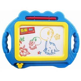 儿童画画板磁性写字板宝宝婴儿玩具彩色绘画涂鸦板