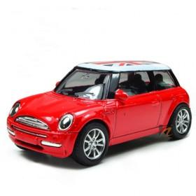 合金汽车模型德国宝马1:43儿童玩具办公摆件