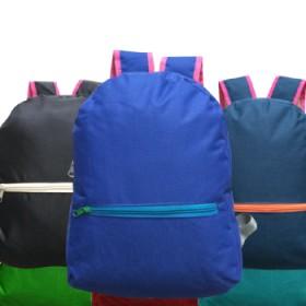 3只书包,选最后选项27X37cm幼儿特价款拍3个