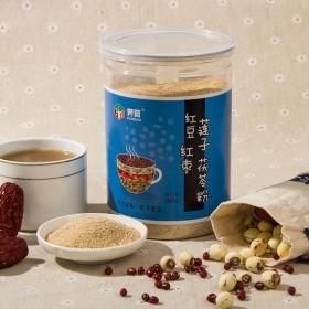 早餐粉即食冲饮 早餐食品红豆红枣莲子茯苓粉
