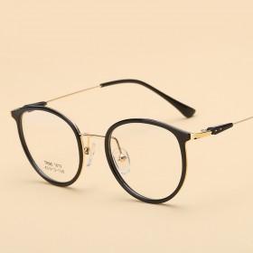 新款复古TR90眼镜框