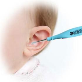 婴儿掏耳勺硅胶头