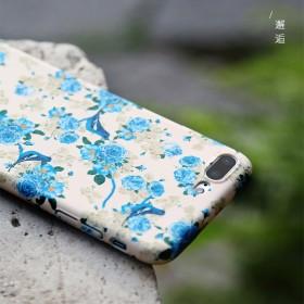 CTXiphone7手机壳浮雕保护套 苹果