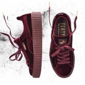【PUMA】爆款 蕾哈娜刘雯同款厚底松糕鞋时尚女鞋