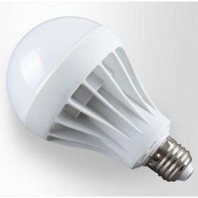 2只15瓦亮LED E27通用螺口节能led灯泡