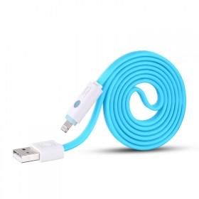 苹果5/6智能断电数据线7plus充电线发光充电线