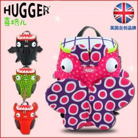 英国品牌喜格儿hugger儿童背包男女通用1~3岁