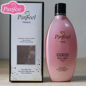 法国香水身体润肤乳