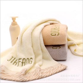 厂家直销 纯棉家纺系列毛巾 礼品毛巾 回礼赠送巾
