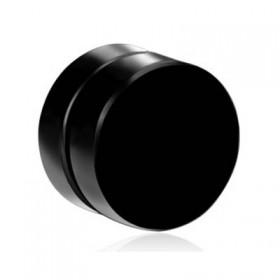 无需耳洞男士耳钉 钛钢韩国磁铁吸磁石耳夹单只个性潮