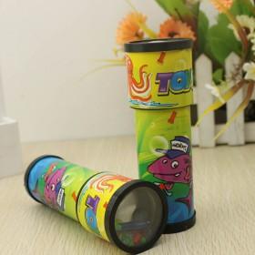 大号可旋转彩色万花筒 幼儿园宝宝创意益智玩具 奖品