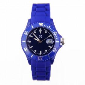 3折清仓 出口日本户外时尚男士女士中性手表蓝色潮流